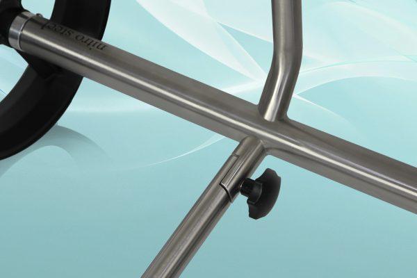 Nitro Steel Achse